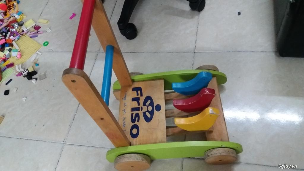 Ghế rung - xe đẩy - đồ chơi - thú nhún - trẻ em dọn nhà thanh lý - 2