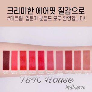 Son 3ce velvet lip tint Hàn Quốc - 9