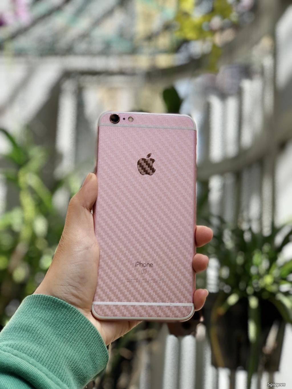 Cần bán iPhone 6s plus 64g rose gold fullbox đẹp 98% - 2