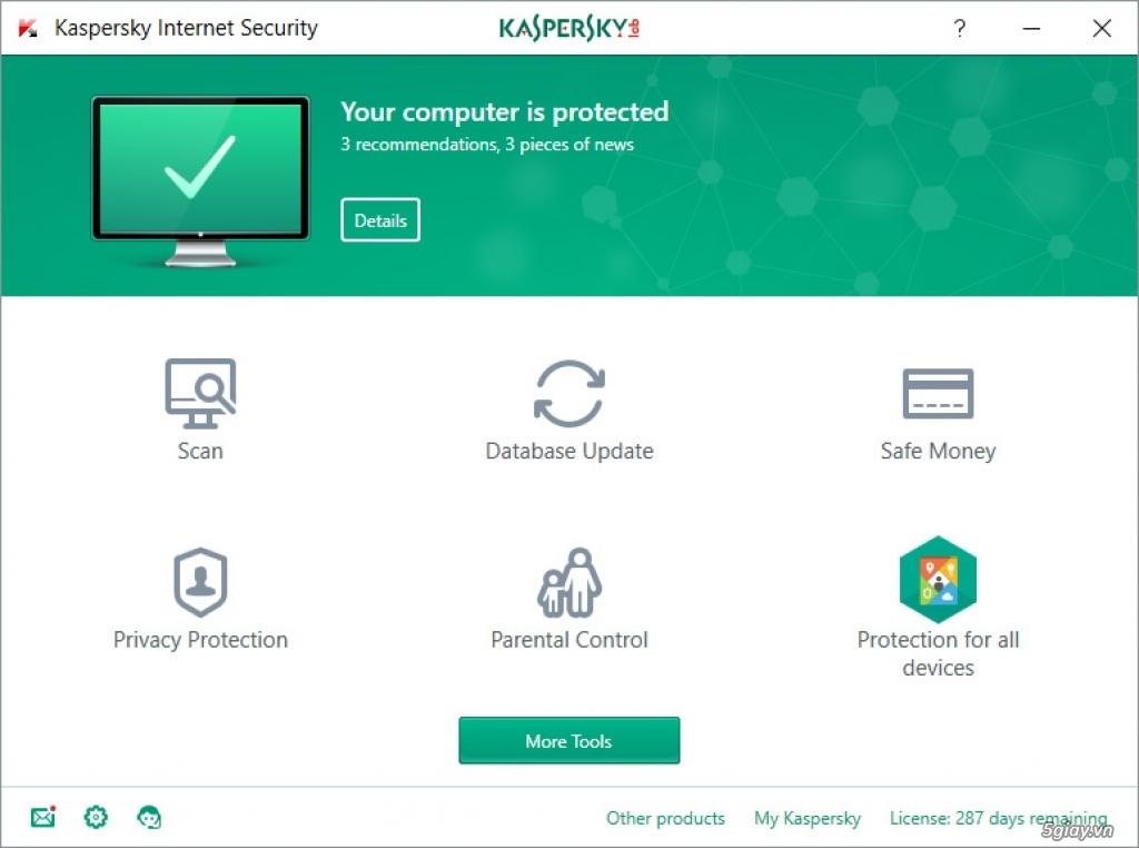 Giới thiệu các giải pháp bảo mật Kaspersky 2018 tại Việt Nam - 217538