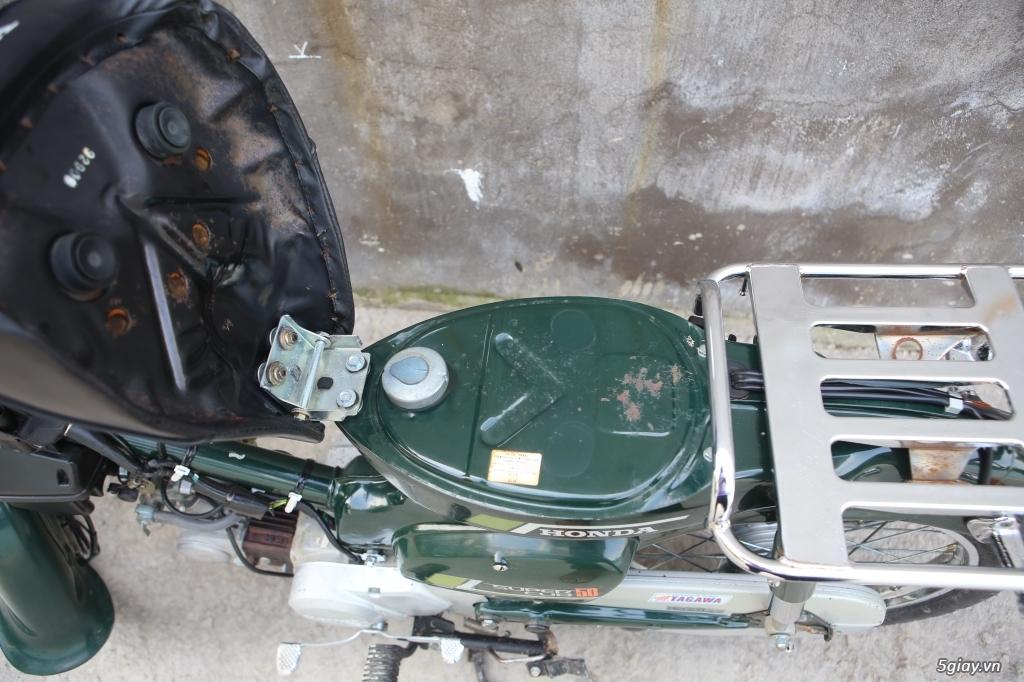 honda cub 81 86 50cc nguyên rin cho anh em sưu tầm xe cổ - 6
