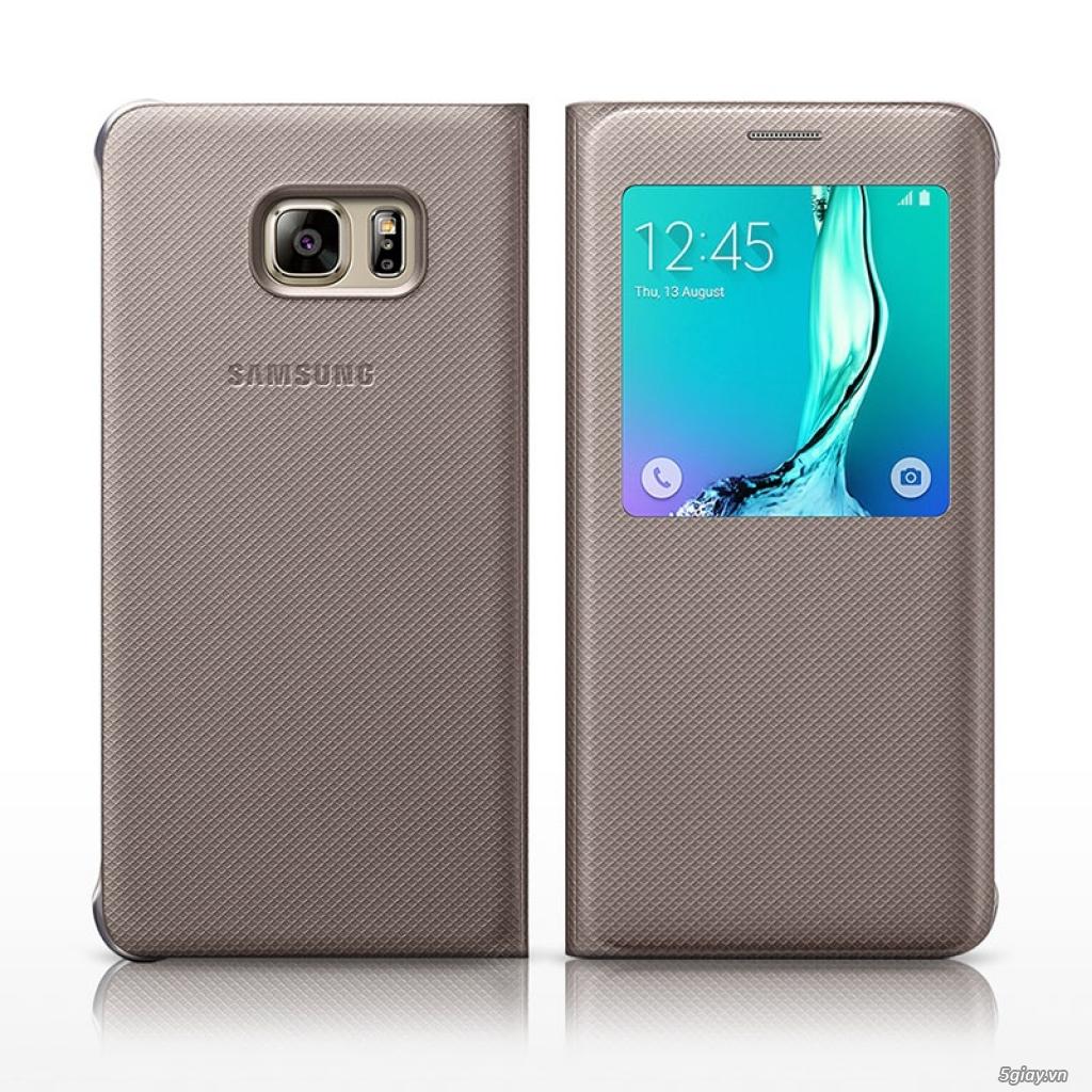 Bao da Clear view, S view  Samsung a7 2016, S6 S7 edge chính hãng ssvn - 3
