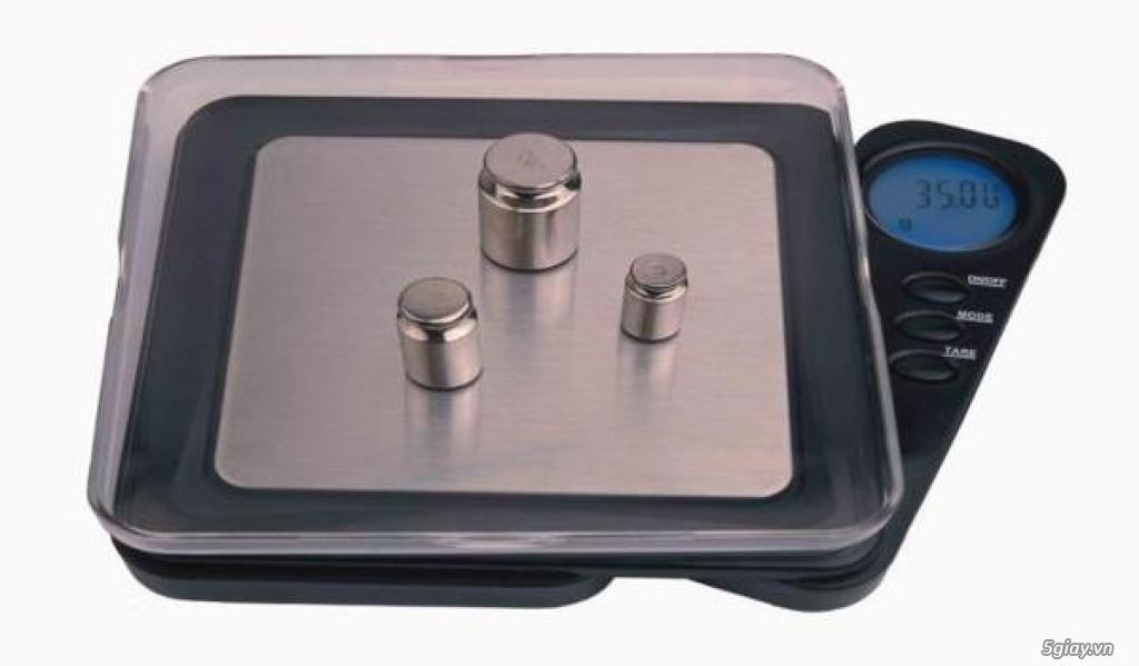 Cân điện tử tiểu ly,bỏ túi,mini tổng hợp từ 100g/0,01g->500g/0,01g - 9