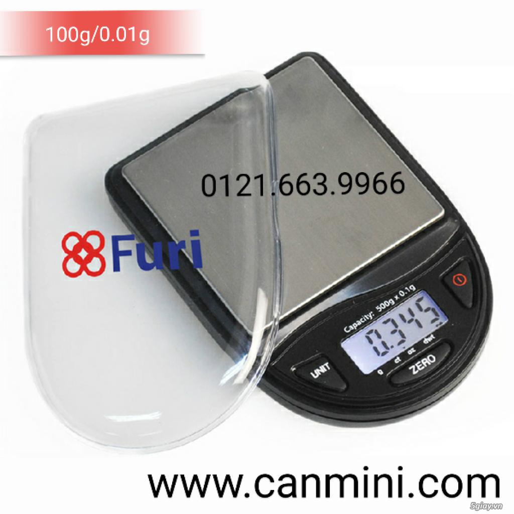 Cân điện tử tiểu ly,bỏ túi,mini tổng hợp từ 100g/0,01g->500g/0,01g - 6