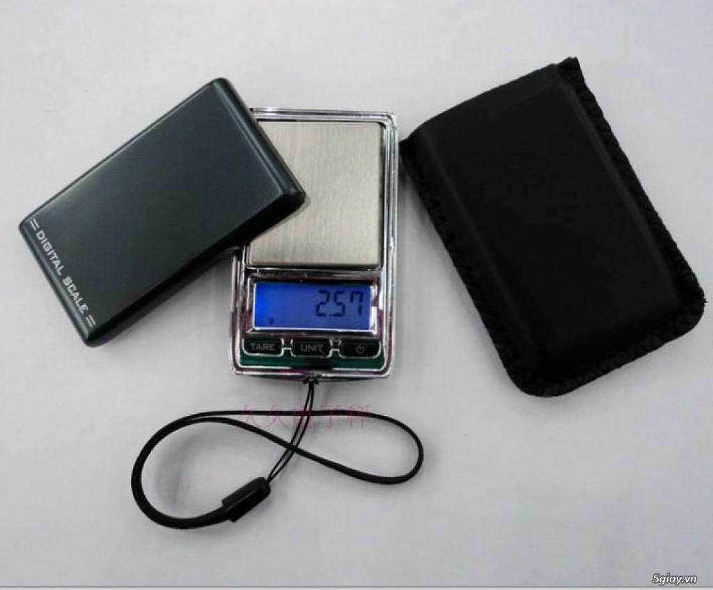 Cân điện tử tiểu ly,bỏ túi,mini tổng hợp từ 100g/0,01g->500g/0,01g - 14