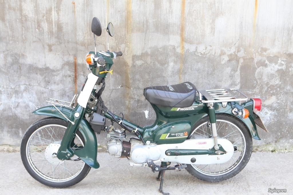 honda cub 81 86 50cc nguyên rin cho anh em sưu tầm xe cổ - 7