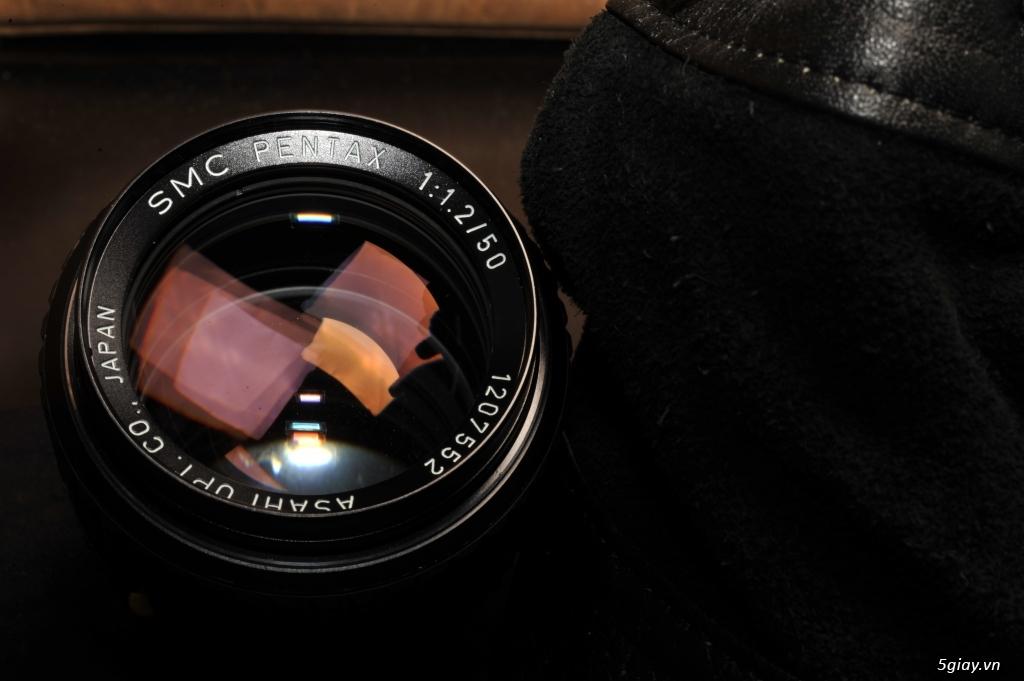 1 Dàn Lens Canon-Nikon-Sony- Panasonic-Olympus-Pentax-Minolta - 17