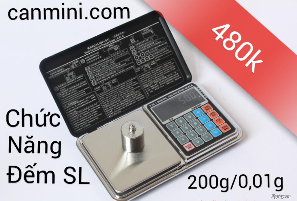 Cân điện tử tiểu ly,bỏ túi,mini tổng hợp từ 100g/0,01g->500g/0,01g - 22
