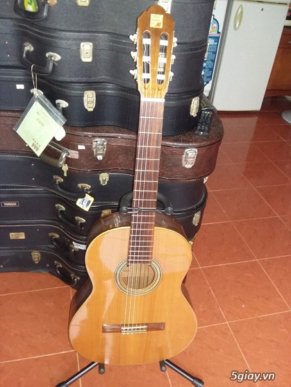 Alhambra guitar Mod 4C, Alhambra 1P và Alhambra Iberia A Tây Ban Nha - 3