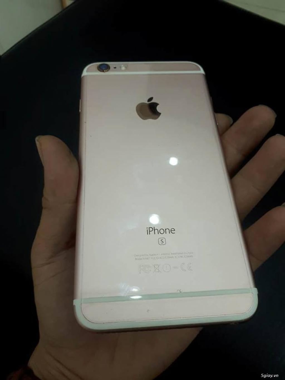 Apple iPhone 6S Plus 128Gb Rose Gold - 3