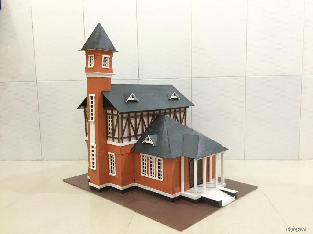 SunShineShop - Nhận đặt làm mô hình nhà que theo yêu cầu - 8