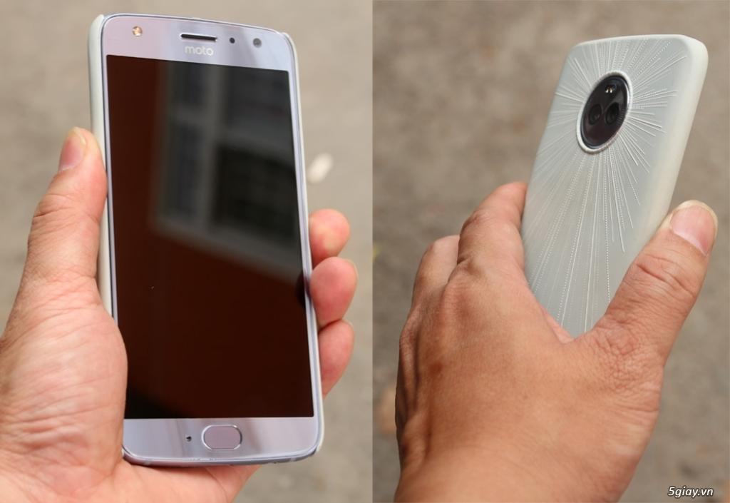 Thử nghiệm tương tác thông minh trên Motorola Moto X4 - 217736