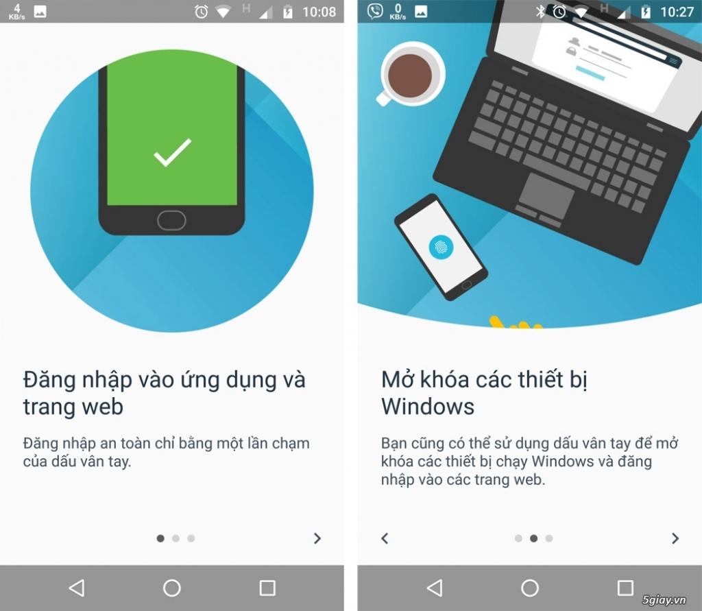 Thử nghiệm tương tác thông minh trên Motorola Moto X4 - 217734