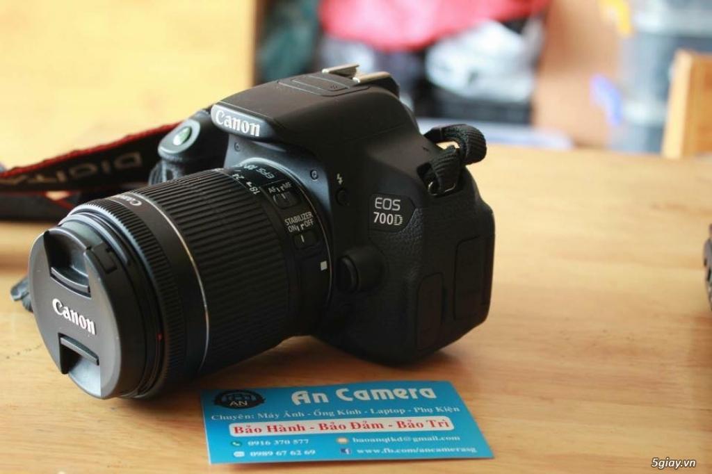 Danh Sách  Máy Ảnh Canon - Nikon - 3