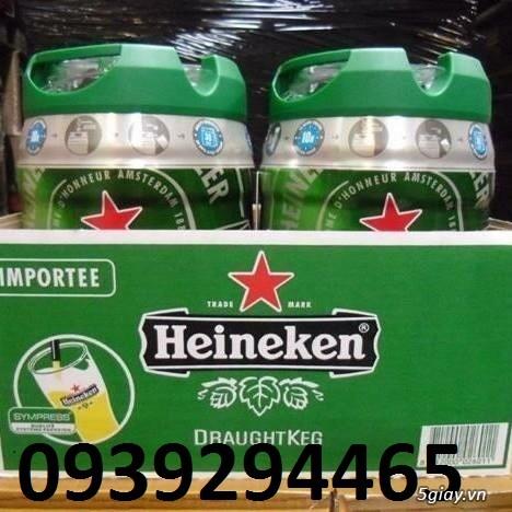 Chuyên Bán Bia Bom 5lit Heineken - Nhập Khẩu Hà Lan 0939294465