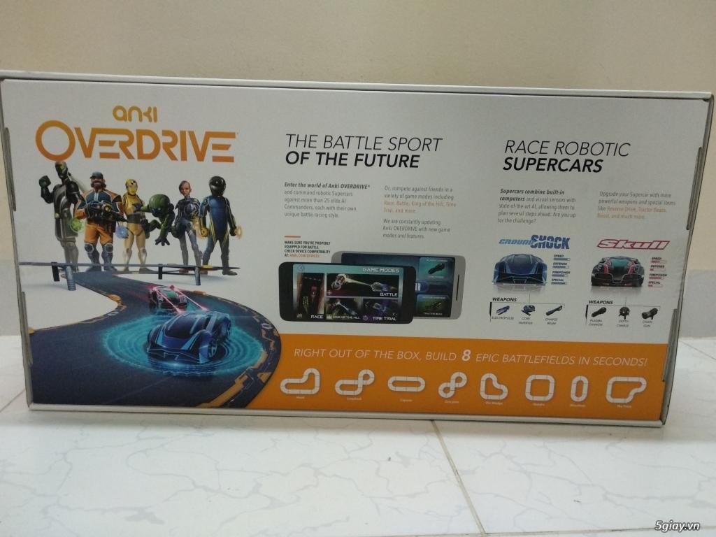Cần bán: Bộ lắp ráp đua xe ANKI OVERDRIVE 2 - 4