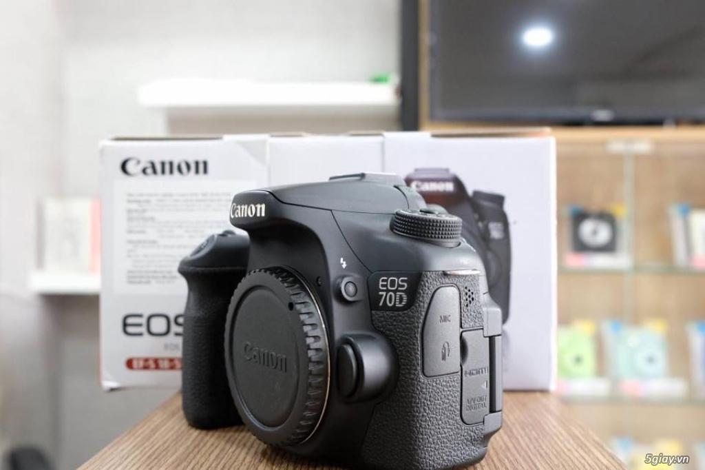 Danh Sách  Máy Ảnh Canon - Nikon - 7