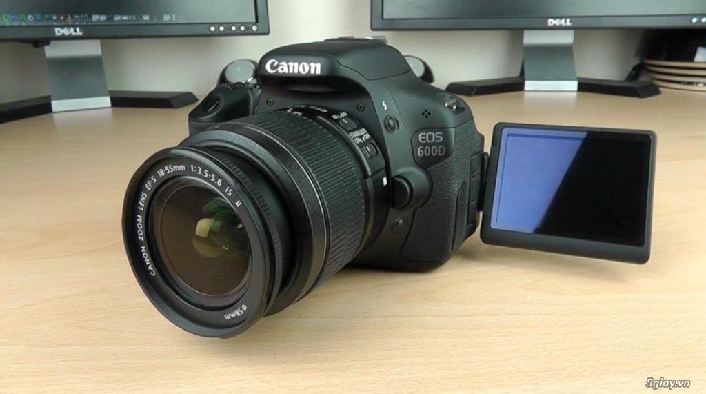 Danh Sách  Máy Ảnh Canon - Nikon - 4