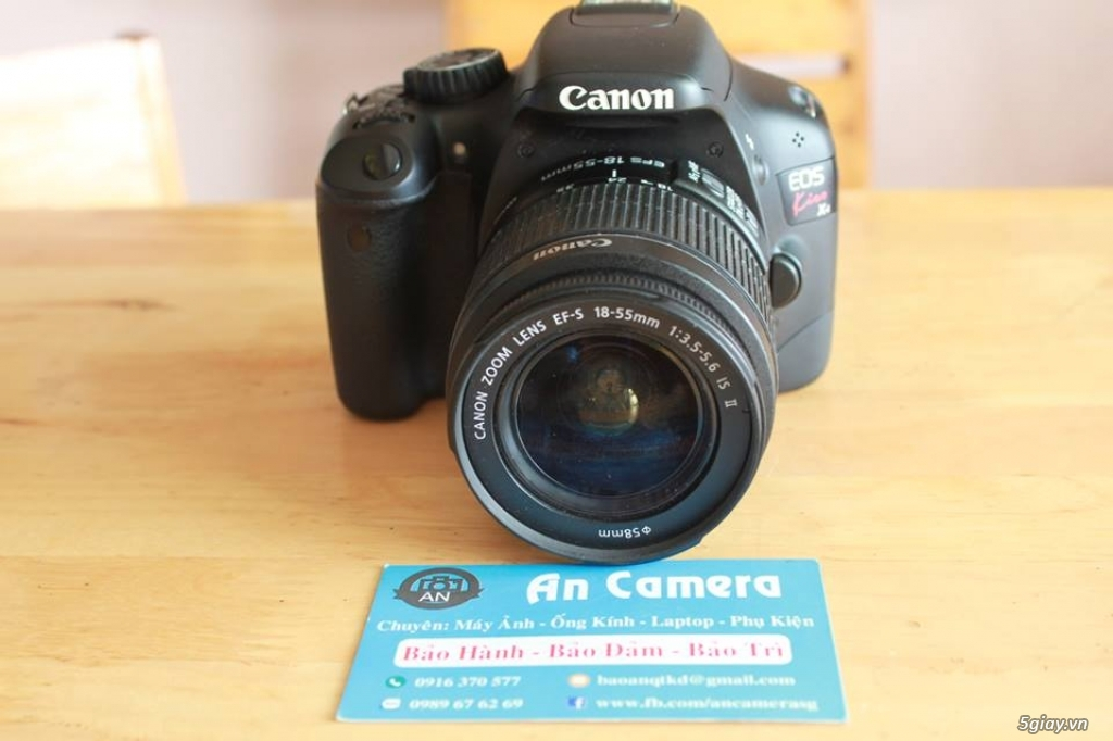 Danh Sách  Máy Ảnh Canon - Nikon - 5