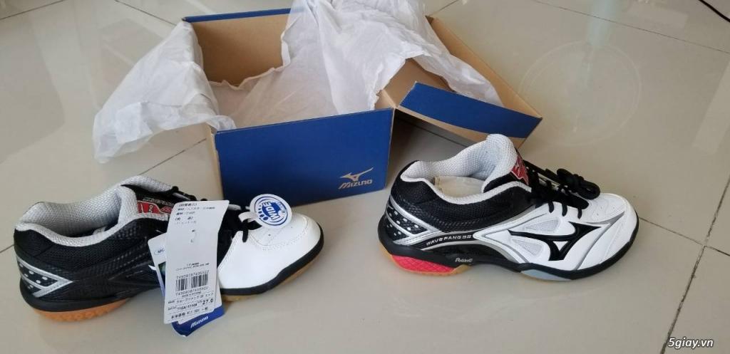 HCM Bán: giày chơi cầu lông Mizuno mới 100% - 1