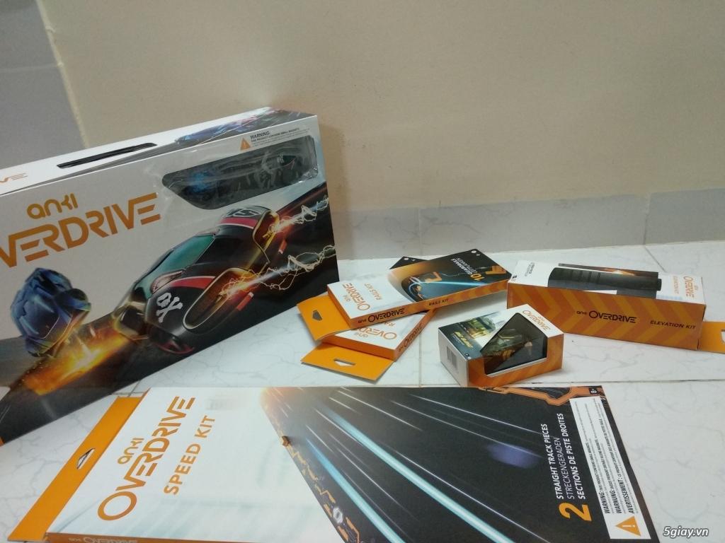 Cần bán: Bộ lắp ráp đua xe ANKI OVERDRIVE 2 - 2