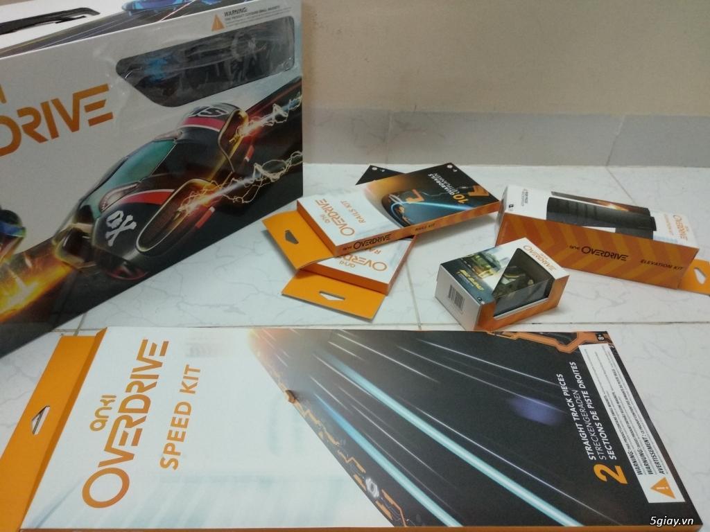 Cần bán: Bộ lắp ráp đua xe ANKI OVERDRIVE 2 - 1