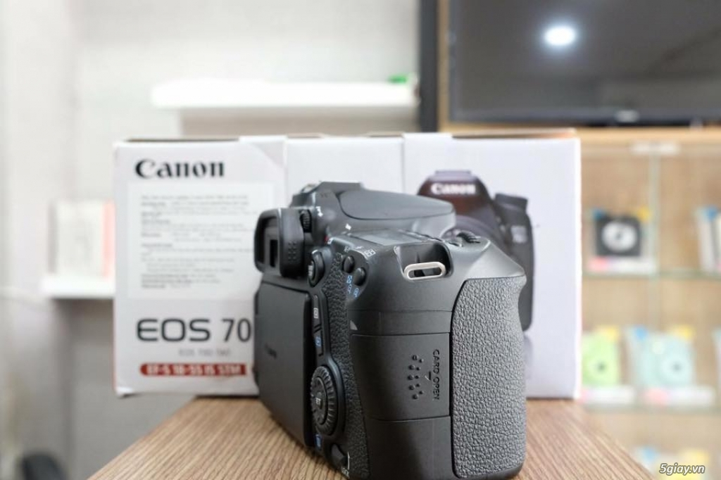 Danh Sách  Máy Ảnh Canon - Nikon - 11