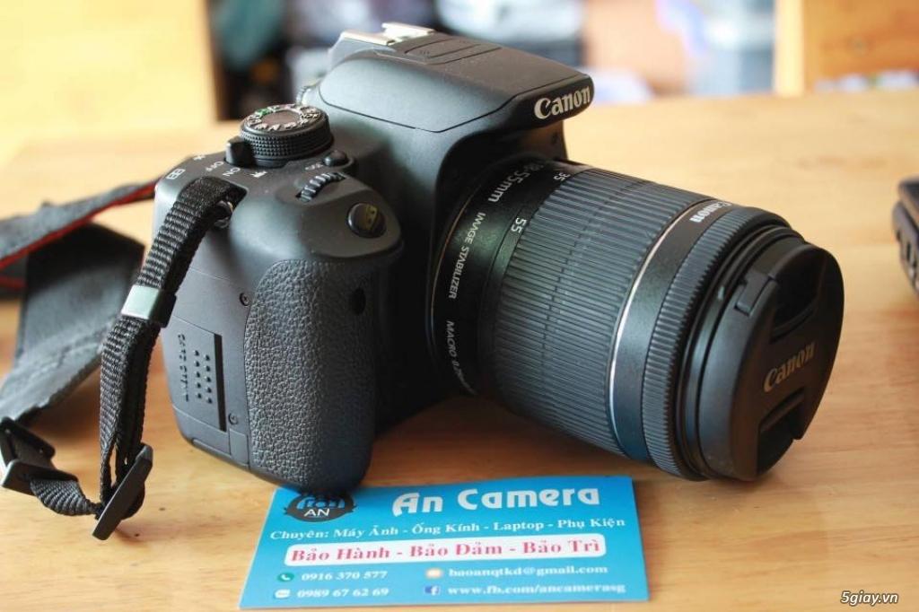 Danh Sách  Máy Ảnh Canon - Nikon - 2