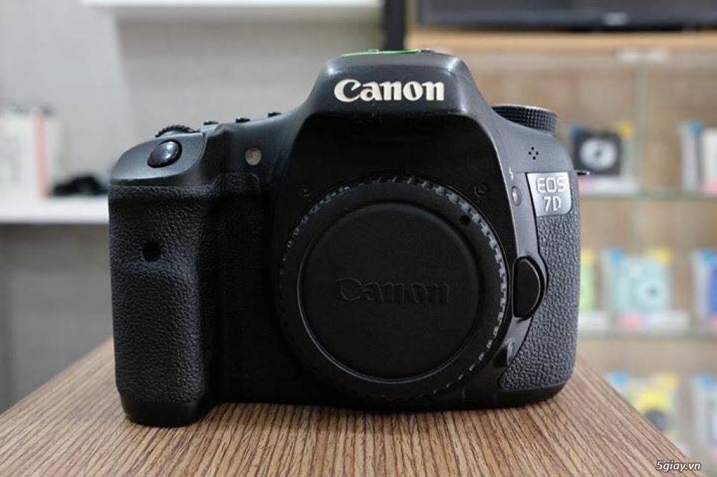Danh Sách  Máy Ảnh Canon - Nikon - 12