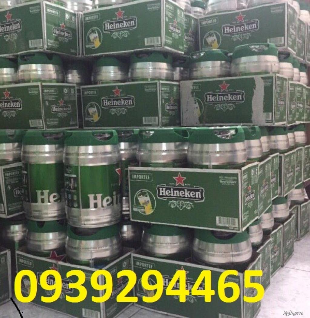Chuyên Bán Bia Bom 5lit Heineken - Nhập Khẩu Hà Lan 0939294465 - 2