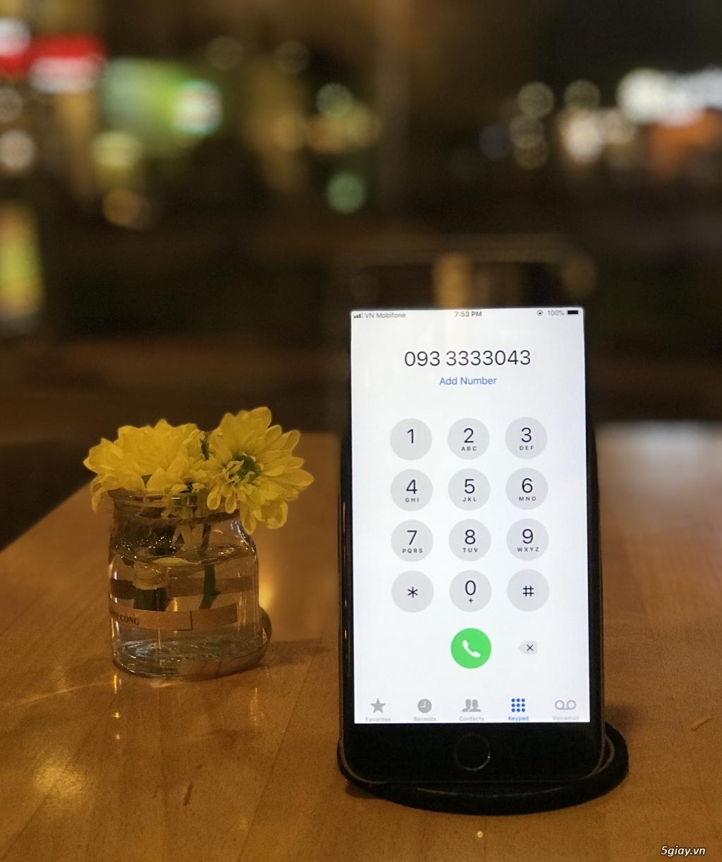 iPhone 6 Plus Gray 16Gb đẹp 98%, Hàng Mỹ, Quốc Tế, Nguyên Zin Giá tốt - 3
