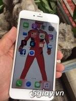 iphone 6s plus 64gb màu trắng, còn bảo hành 10 tháng thế giới di động - 3