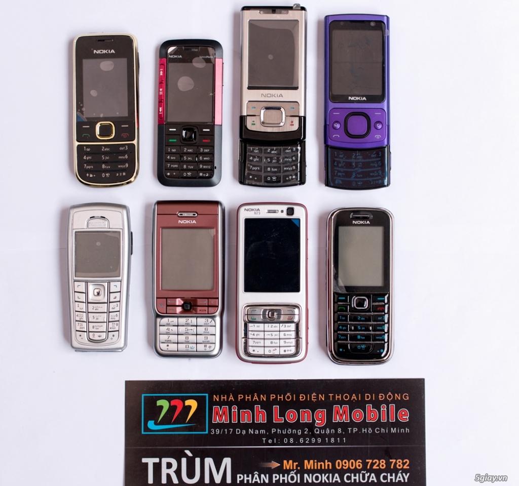 Chia sẻ của Minh Long mobile về niềm đam mê điện thoại cổ Nokia - 217882