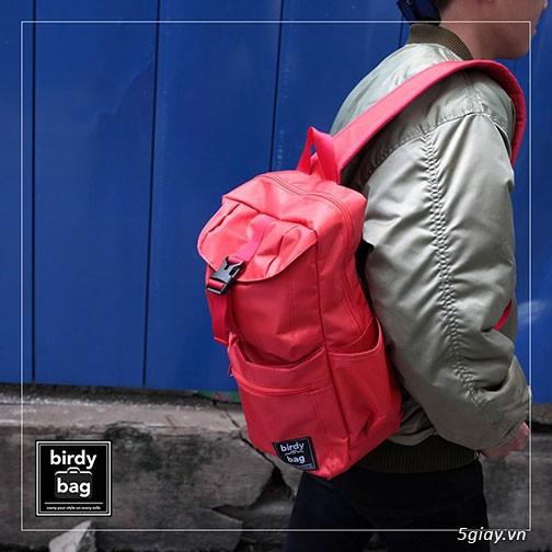 [BIRDYBAG] Chuyên Balo thiết kế, túi xách thiết kế bởi BIRDYBAG - 4