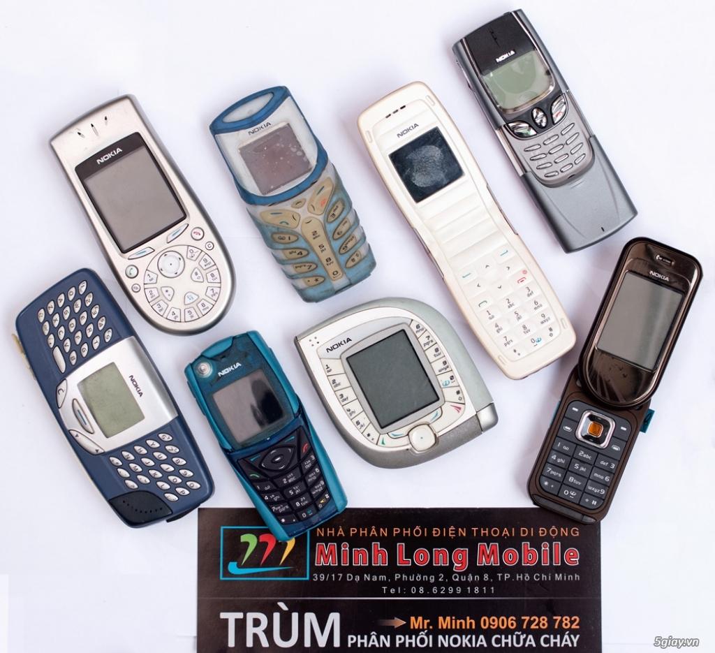 Chia sẻ của Minh Long mobile về niềm đam mê điện thoại cổ Nokia - 217886