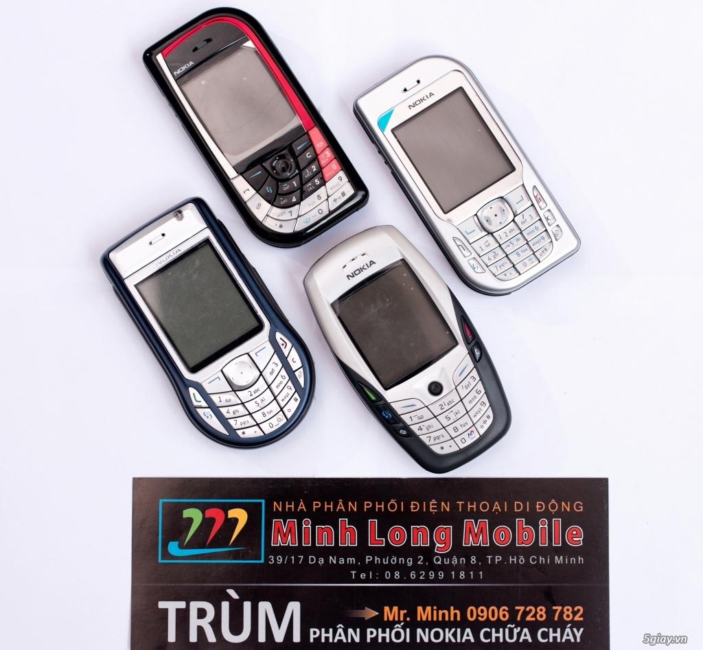 Chia sẻ của Minh Long mobile về niềm đam mê điện thoại cổ Nokia - 217883