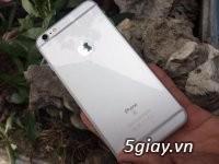 iphone 6s plus 64gb màu trắng, còn bảo hành 10 tháng thế giới di động - 2