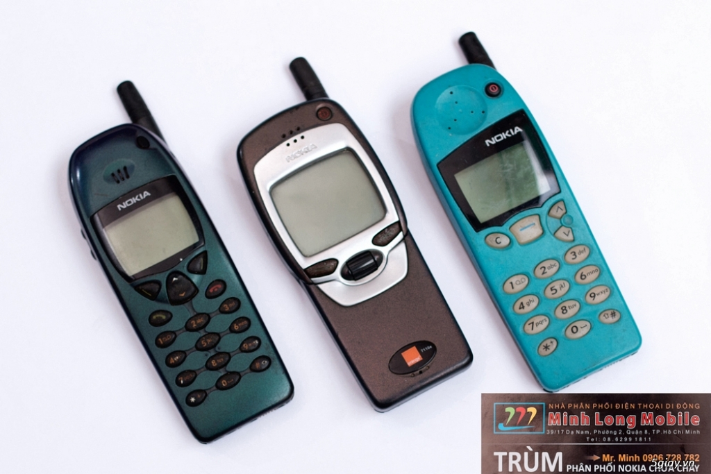 Chia sẻ của Minh Long mobile về niềm đam mê điện thoại cổ Nokia - 217884