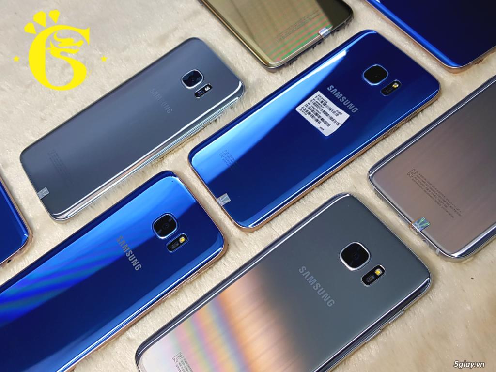 SIÊU_KHUYẾN_MÃI  SAMSUNG Galaxy S7 Edge cực đẹp ► test nước tự do - 6