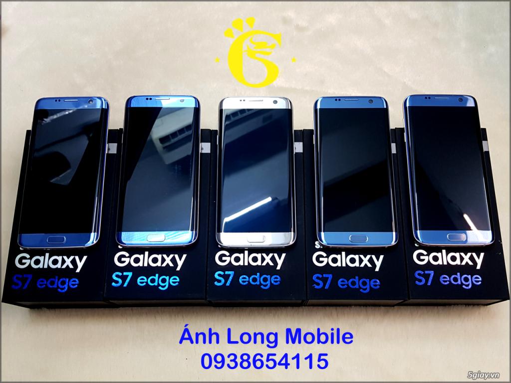 SIÊU_KHUYẾN_MÃI  SAMSUNG Galaxy S7 Edge cực đẹp ► test nước tự do - 2
