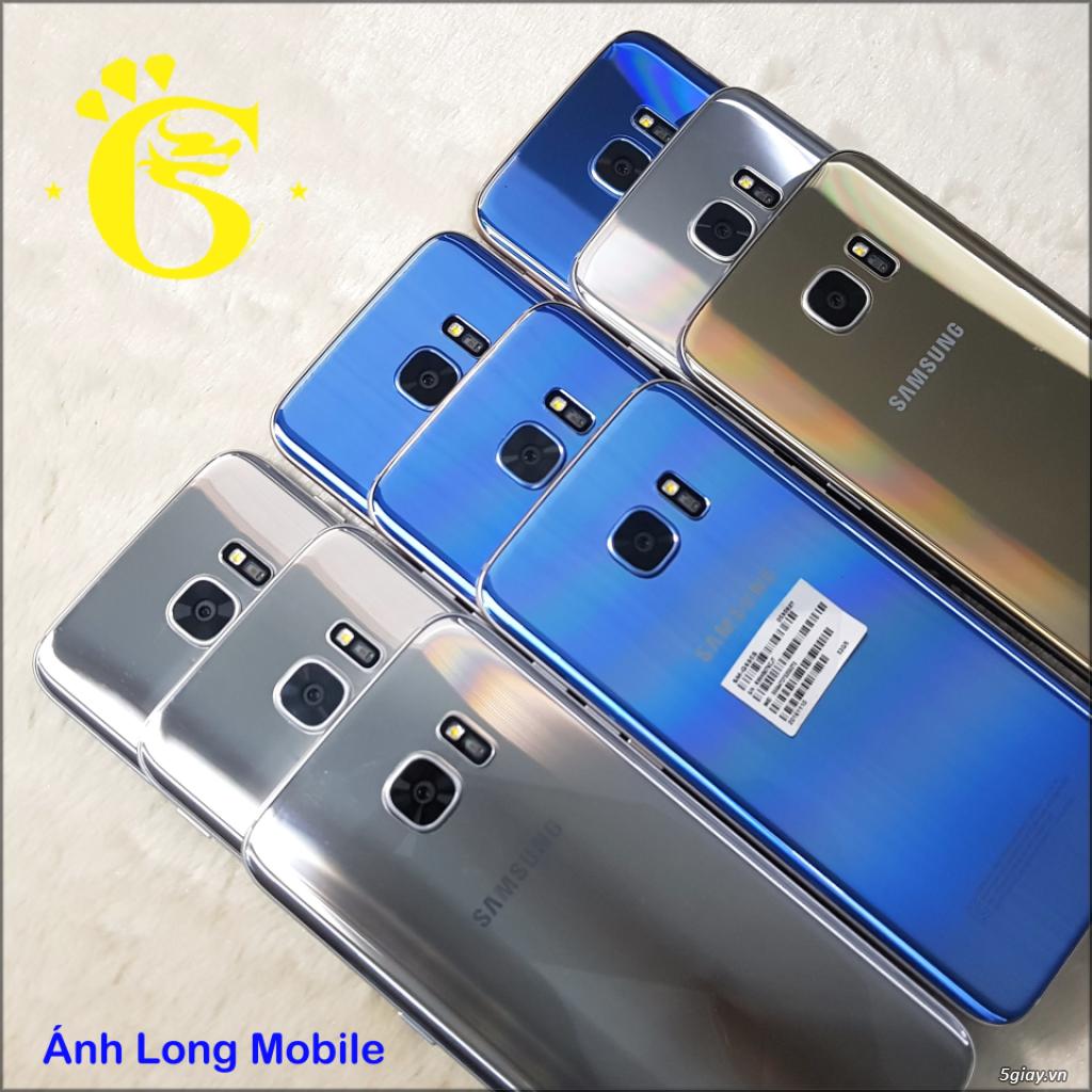 SIÊU_KHUYẾN_MÃI  SAMSUNG Galaxy S7 Edge cực đẹp ► test nước tự do - 7