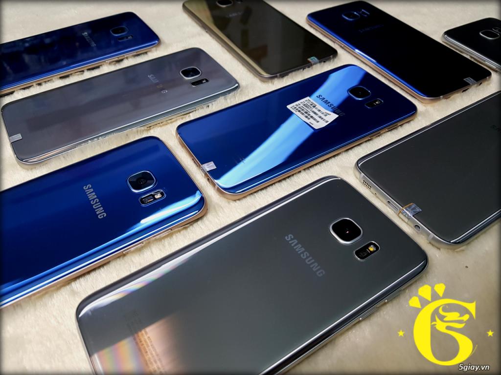 SIÊU_KHUYẾN_MÃI  SAMSUNG Galaxy S7 Edge cực đẹp ► test nước tự do - 4