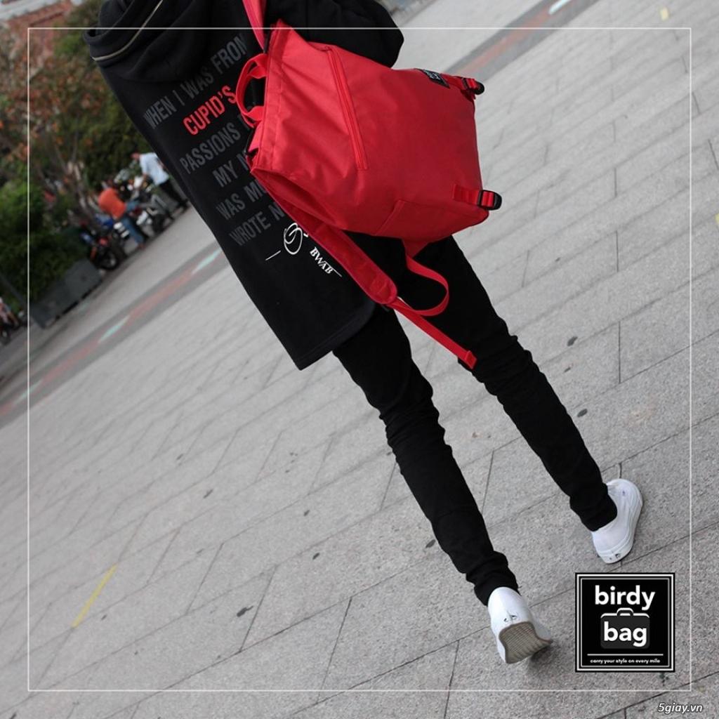 [BIRDYBAG] Chuyên Balo thiết kế, túi xách thiết kế bởi BIRDYBAG