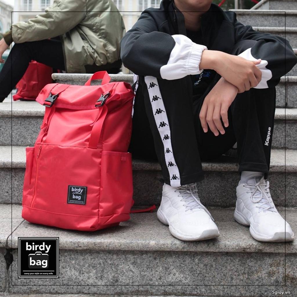 [BIRDYBAG] Chuyên Balo thiết kế, túi xách thiết kế bởi BIRDYBAG - 1