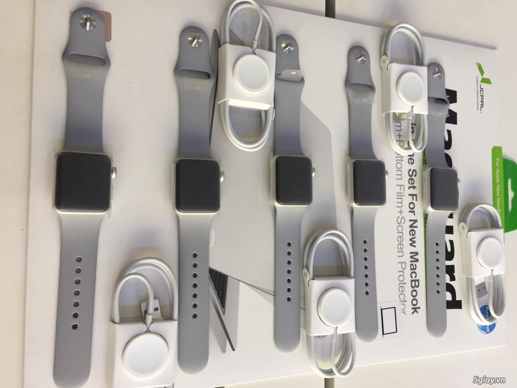 Apple Watch Series 3 (Silver/Frog) mới 100% chưa active giá chỉ 7.500k - 3