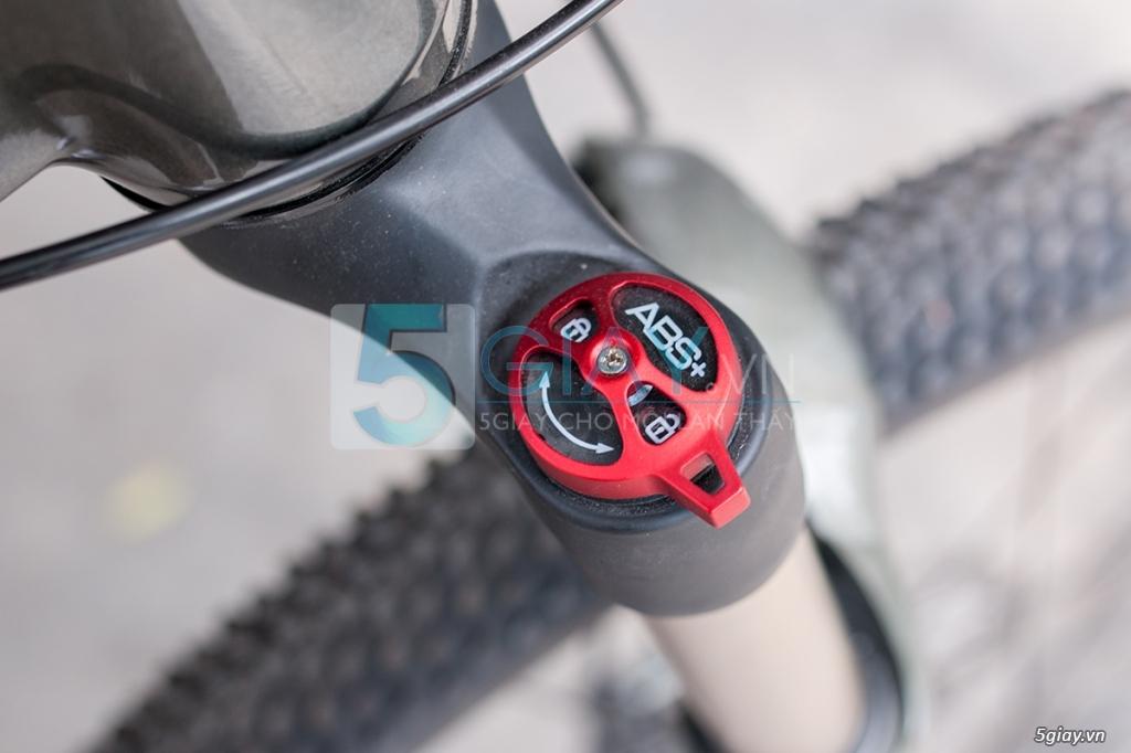 Trải nghiệm xe đạp leo núi thông minh Xiaomi QiCycle MTB 2017 - 218196