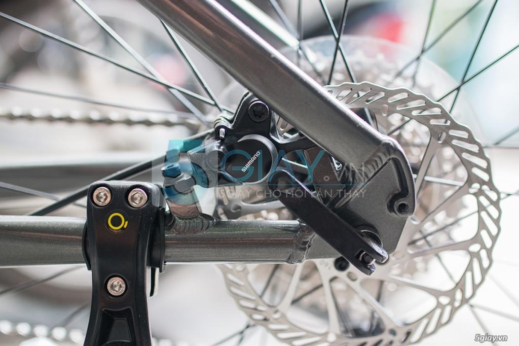 Trải nghiệm xe đạp leo núi thông minh Xiaomi QiCycle MTB 2017 - 218199