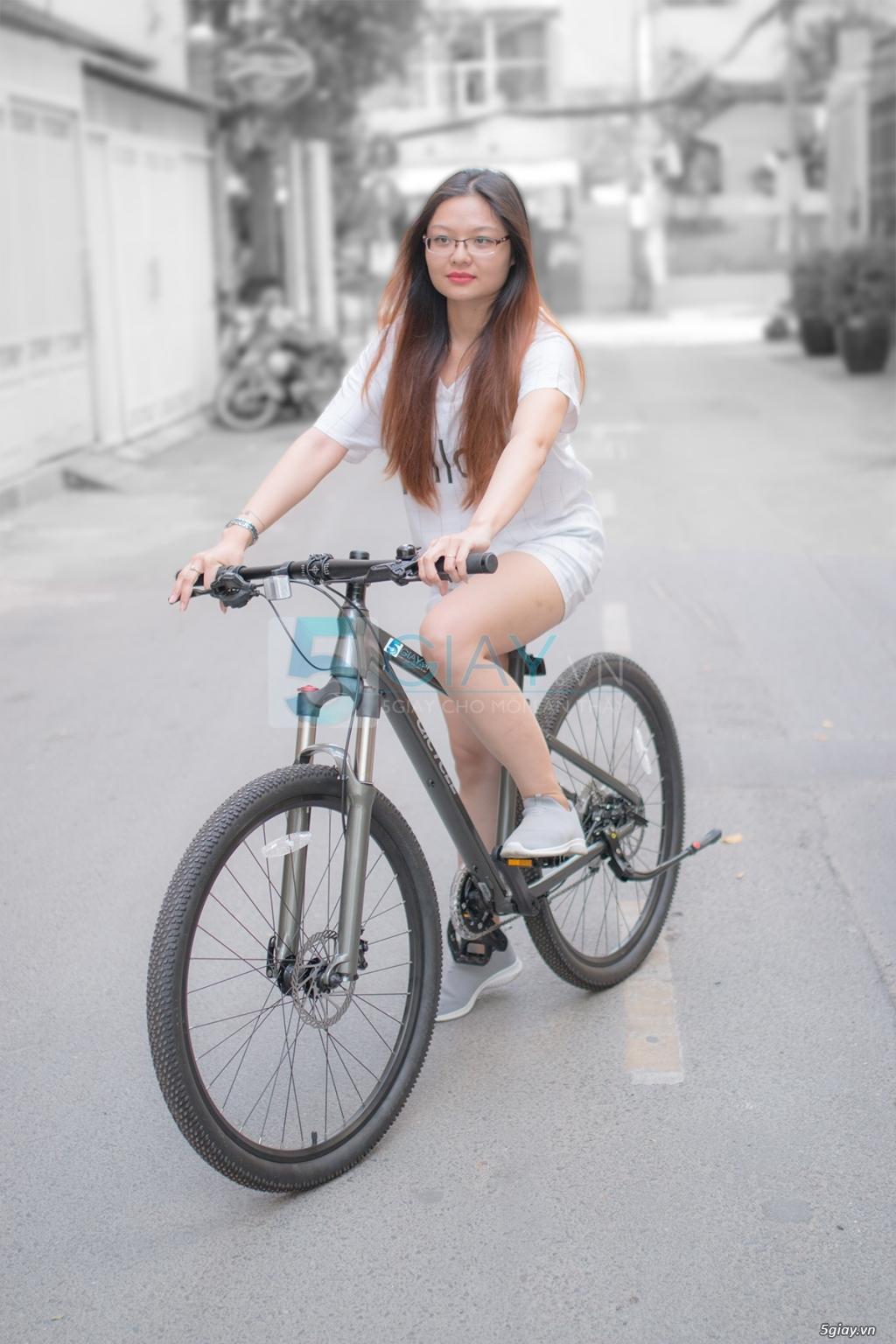Trải nghiệm xe đạp leo núi thông minh Xiaomi QiCycle MTB 2017 - 218189
