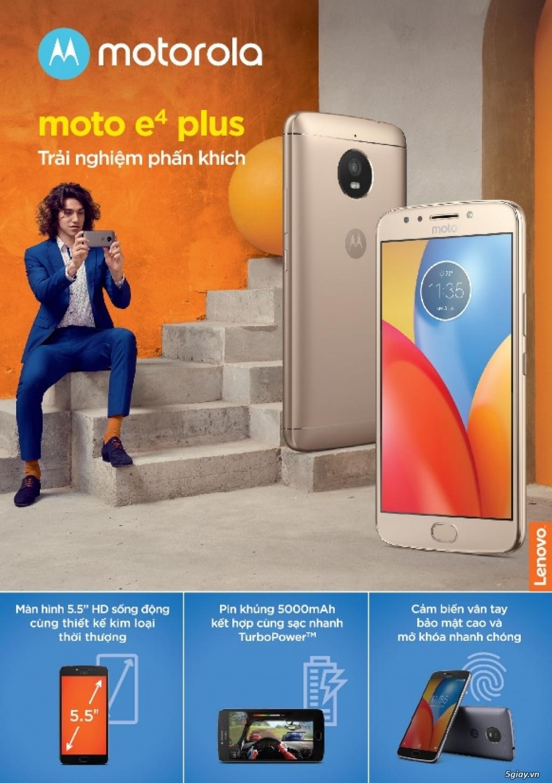 Motorola khẳng định giá trị cạnh tranh ở phân khúc giá phổ thông - 218385