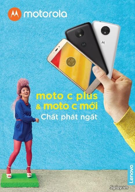 Motorola khẳng định giá trị cạnh tranh ở phân khúc giá phổ thông - 218384